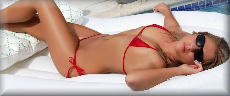 String Bikinis Micro Bikinis