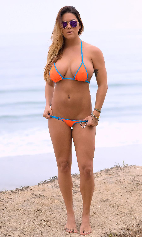 String Bikinis - Micro Bikinis - Extreme Bikinis from ...